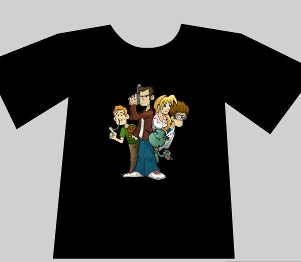 Des Tshirts ou autres vêtements... T3